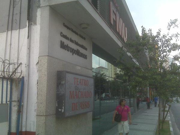 Teatro Machado de Assis