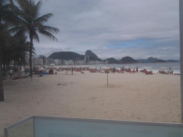 Copacabana Rio de Janeiro