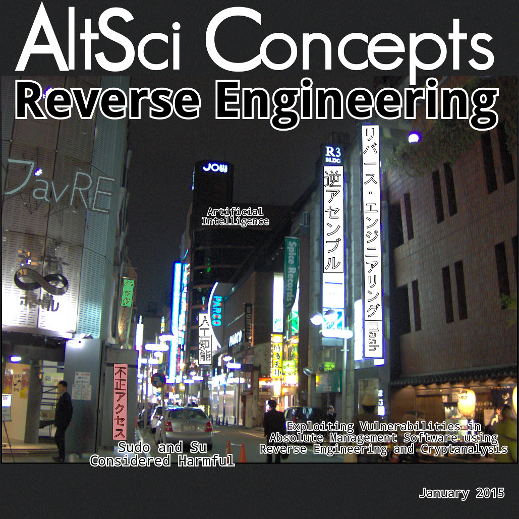 AltSci Concepts Computer Journal