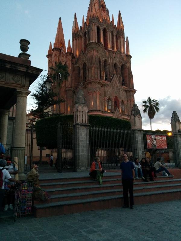Javantea and Church