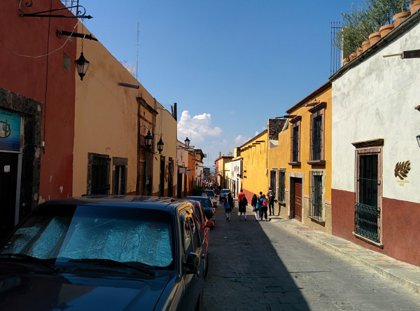 Street in Mexico 2