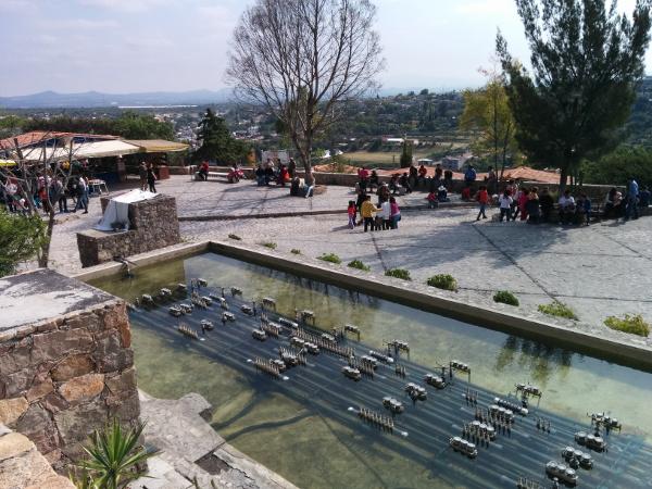 Bernal Fountain View